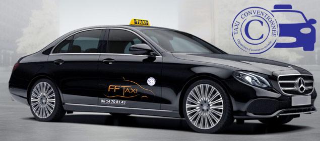 Taxi conventionné CPAM - Transports médicaux